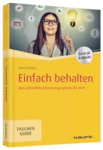 Nicol Jahns einfach behalten Buch